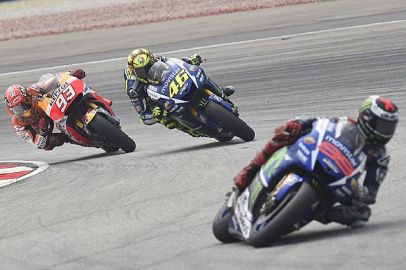 Lorenzo: Rossi's penalty for Marquez MotoGP clash inadequate