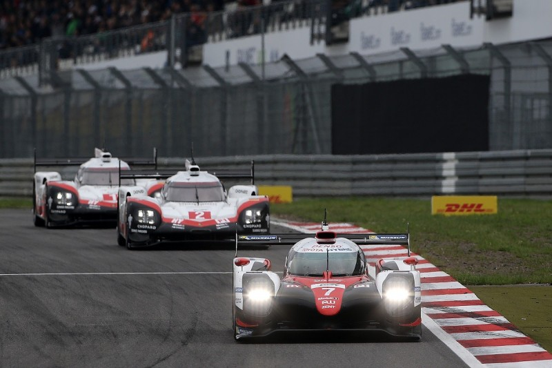 Toyota president 'disappointed' Porsche will quit LMP1 division