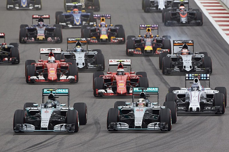 FIA to tender for an independent F1 engine, says Bernie Ecclestone