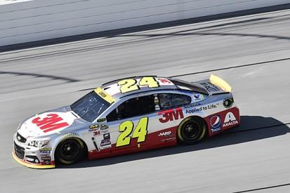 NASCAR Talladega: Jeff Gordon takes pole position