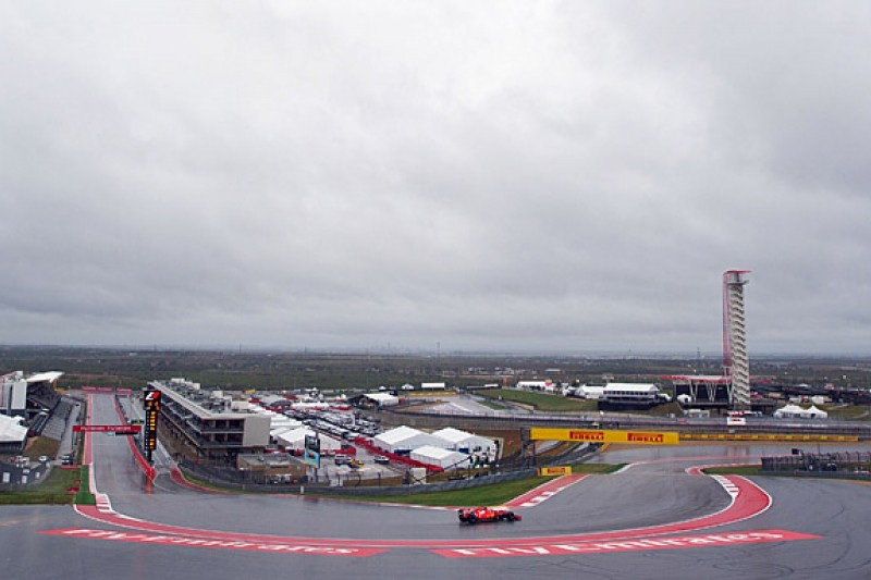 F1 drivers back decision to postpone US GP qualifying to Sunday