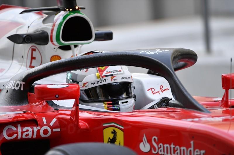 Formula 1 would be 'ignorant and stupid' to snub halo – Vettel