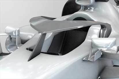 FIA testing three cockpit safety concepts for Formula 1 cars