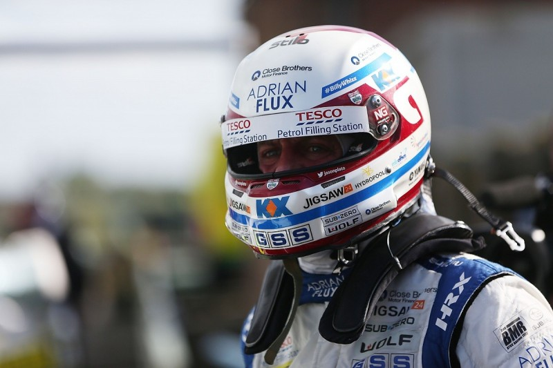 Jason Plato boosted by test in BTCC team-mate Ash Sutton's Subaru