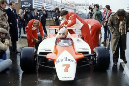Ron Dennis could be given historic McLaren Formula 1 cars