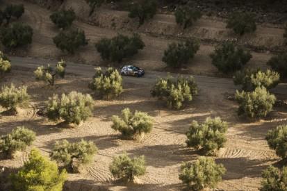 WRC Rally Catalunya: Volkswagen's Ogier extends advantage
