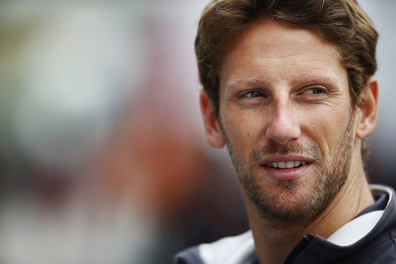 Romain Grosjean called Toto Wolff to resolve British Grand Prix row