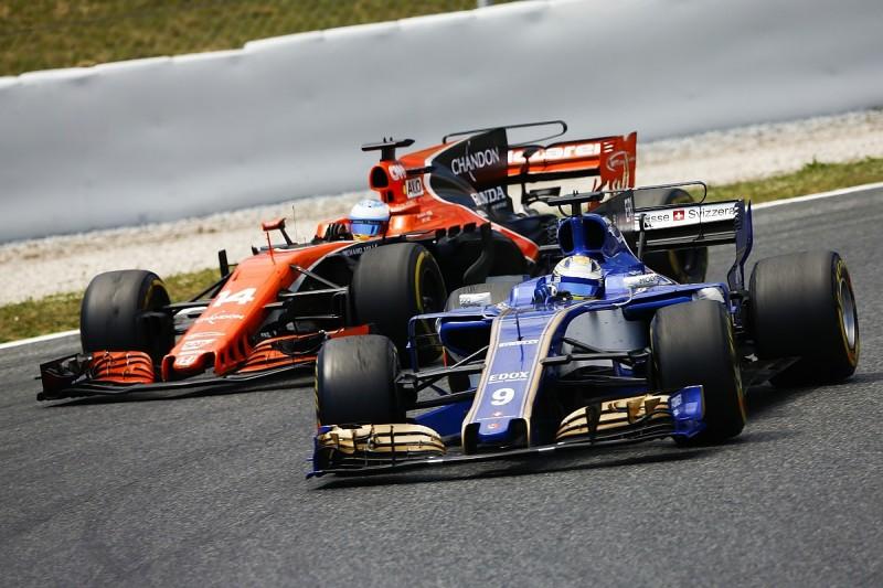 Honda and Sauber cancel 2018 Formula 1 engine supply deal