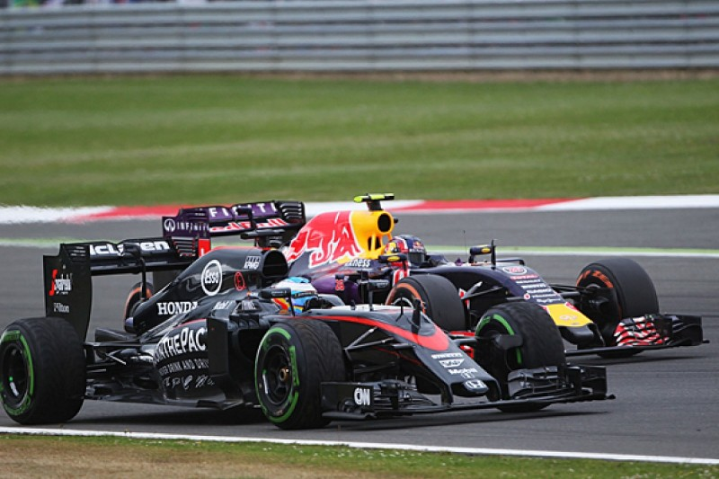 Honda considering supplying Red Bull with F1 engines