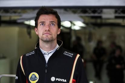 Jolyon Palmer gets 2016 Lotus Formula 1 race seat