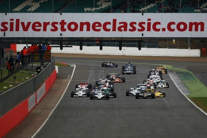 Silverstone Classic 2017 attracts over 1000 entries