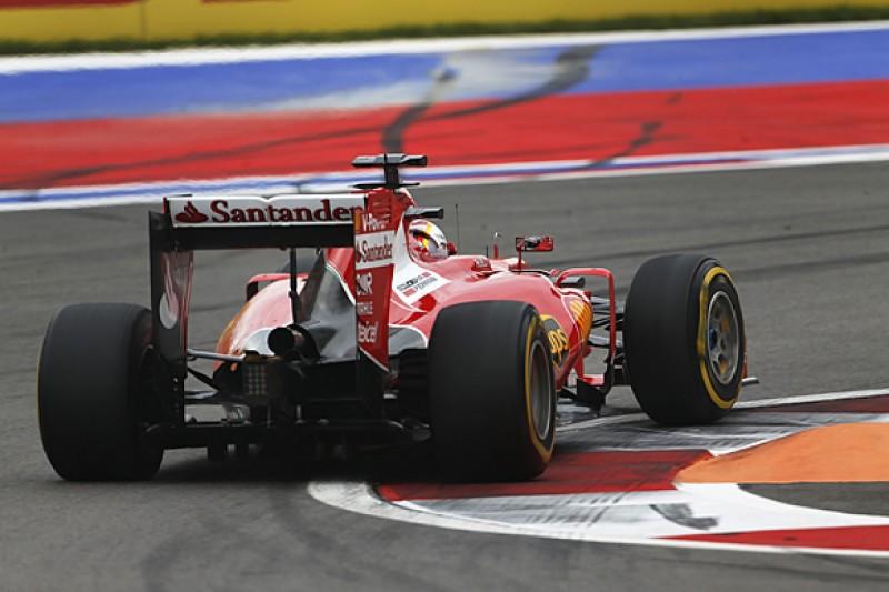 US Grand Prix: Ferrari's Vettel and Raikkonen get engine penalties