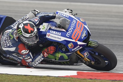 Sepang MotoGP: Jorge Lorenzo edges Dani Pedrosa in practice two