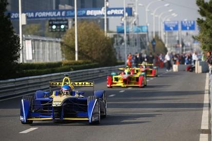 Formula E Beijing: Renault e.dams dominates opening practice in China