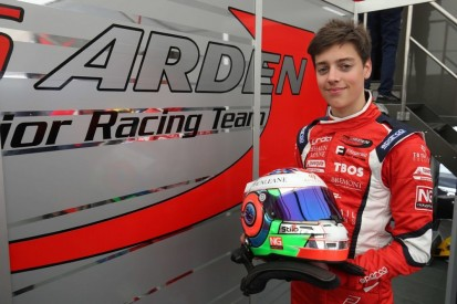 Promoted: Olli Caldwell - Britain's busiest F4 racer