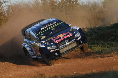 WRC Rally Catalunya: Ogier leads, Ostberg and Kubica find trouble
