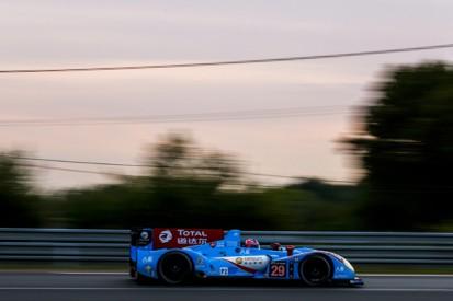 Alex Brundle secures racing return in Shanghai WEC round