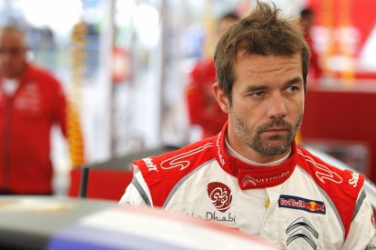 Nine-time WRC champion Loeb to test Citroen's 2017 C3 rally car