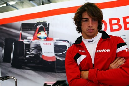 Roberto Merhi would rather race in GP3 than be an F1 reserve driver