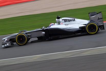 McLaren Autosport BRDC Award winner Russell completes prize F1 test