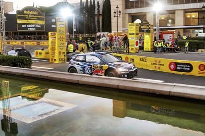 WRC Rally Catalunya: Sebastien Ogier wins opening stage
