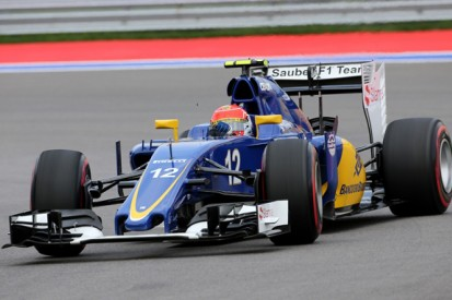 Sauber's Felipe Nasr calls for harder tyres in Formula 1 from 2017