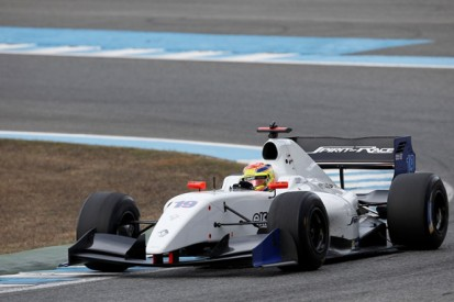 Spirit of Race leads maiden Formula 3.5 V8 test with Vaxiviere