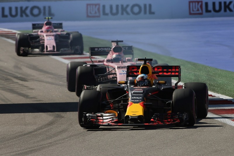 Force India F1 owner Mallya not giving up on catching Red Bull