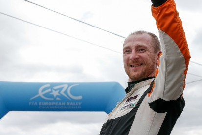 Alexey Lukyanuk returns for ERC Polish round after serious injury