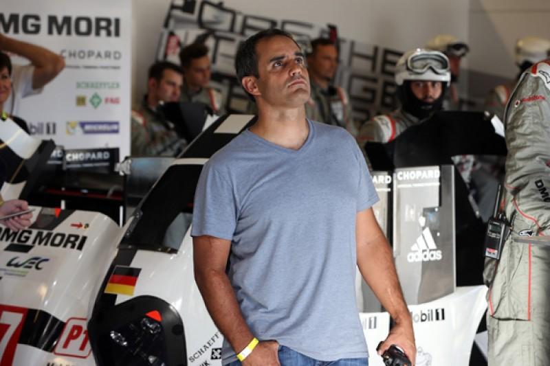 Ex-F1 racer and Indy 500 winner Montoya gets Porsche LMP1 test