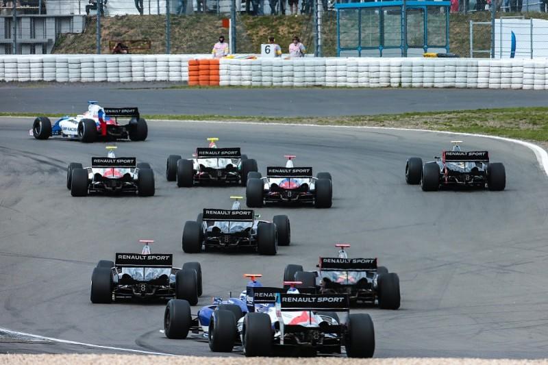 World Series Formula V8 3.5 extends World Endurance Championship deal