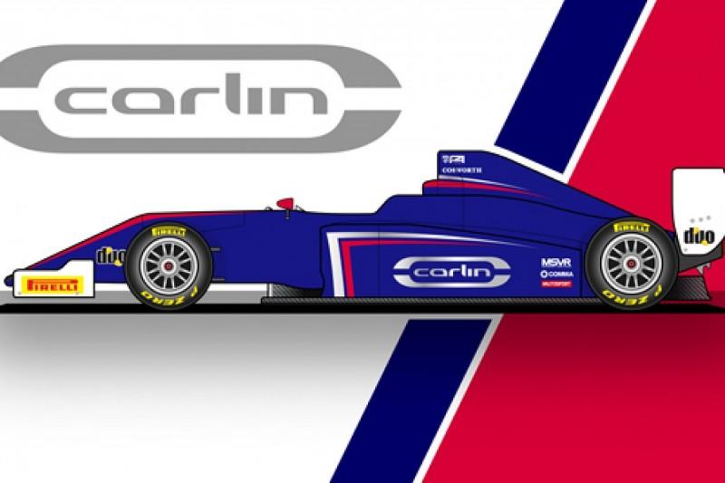 Carlin adds BRDC Formula 4 programme for 2016