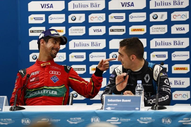 Di Grassi: Formula E title rival Buemi has problem with pressure