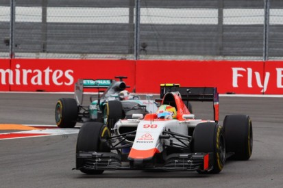 Toto Wolff backs Manor F1 to step up in 2016 with Mercedes power