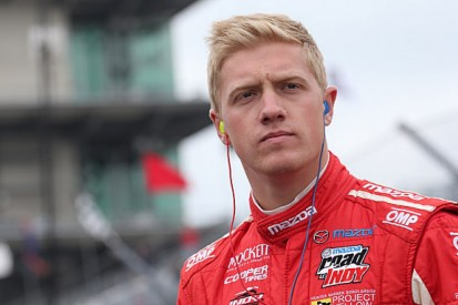 Indy Lights champion Spencer Pigot gets three race IndyCar deal