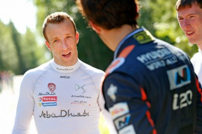 Citroen's Kris Meeke visits Hyundai WRC factory amid 2016 rumours