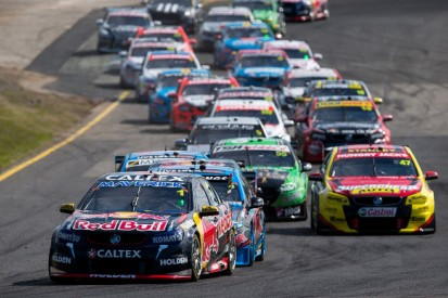 V8 Supercars switches to softer tyres for most of its 2016 races