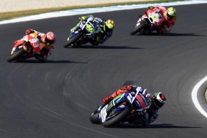 Jorge Lorenzo aims to dominate MotoGP run-in to claim title