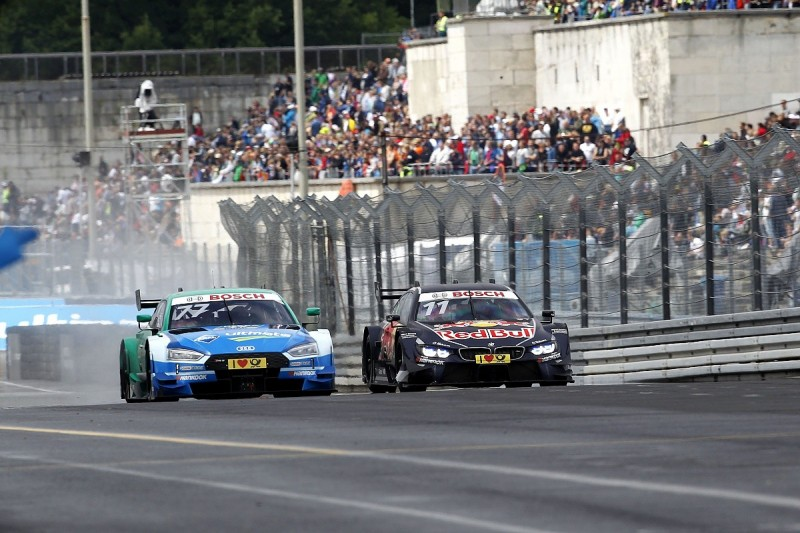 Audi and BMW evaluating futures in DTM after Mercedes exit decision
