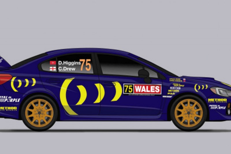 Colin McRae's WRC title honoured with Subaru Wales Rally GB entry