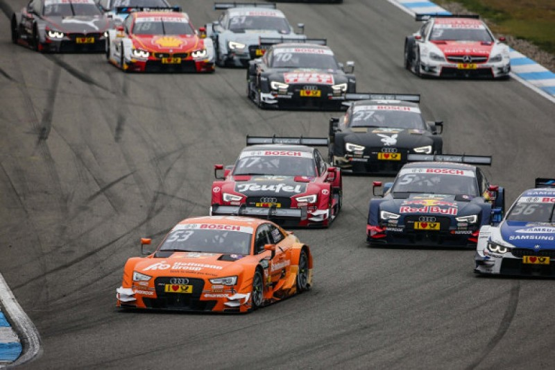 DTM could delay introduction of new turbo engines until 2019