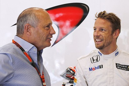 Jenson Button feels he has 'unfinished business' with McLaren in F1