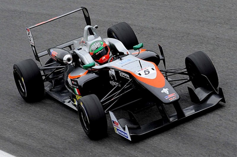 RP Motorsport joins Formula 3.5 V8 series for 2016