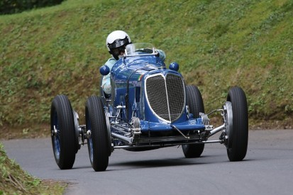 Maserati returns to Shelsley Walsh 80 years after hillclimb record