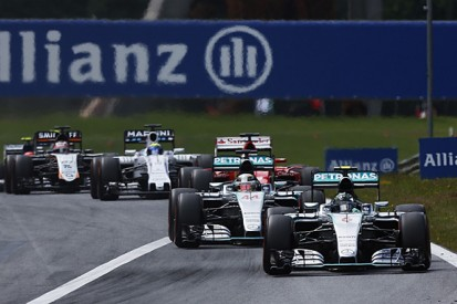 Mercedes feared compromising F1 customers with updated engine