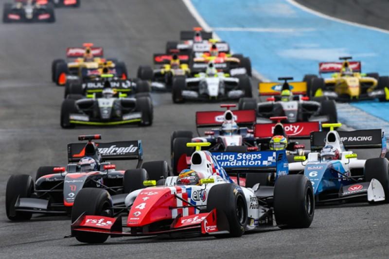 Formula Renault 3.5 renamed as Formula 3.5 V8 for 2016 season
