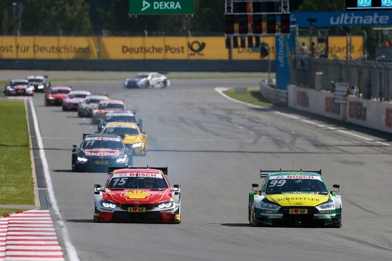 BMW DTM driver Farfus slams 'dangerous' Rockenfeller move at Moscow