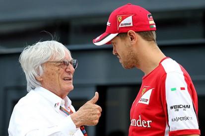 Bernie Ecclestone wants input from fans on F1's future