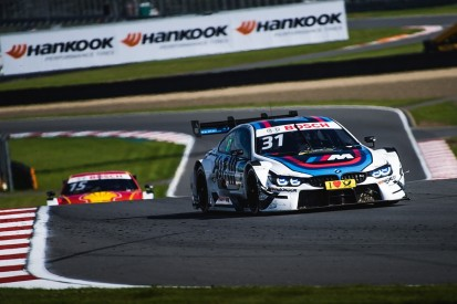 DTM Moscow: BMW driver Blomqvist takes last-gasp race two pole