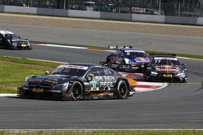 DTM Moscow: Mercedes driver Maro Engel claims dramatic maiden win